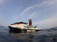 Jet ski in Alicante