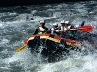 Overcoming the whitewater
