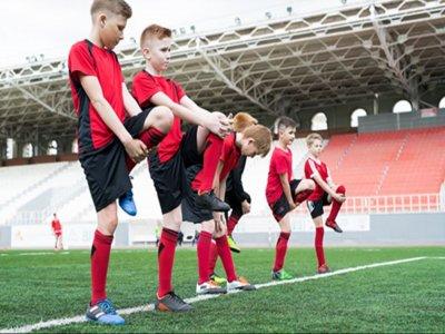 Campo di calcio ad alte prestazioni senza pernottamento BCN