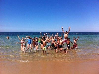 Campamento de verano Playa de Heliópolis 1 semana