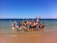 Campamento de verano en la Playa de Benicassim