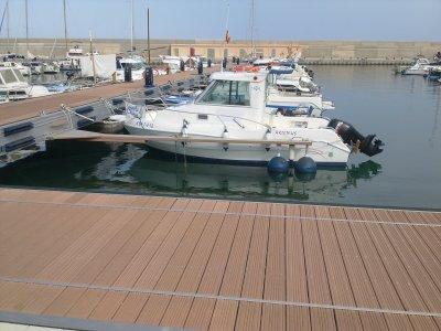 Paseo en barco calas de L'Ametlla de Mar, 2 horas