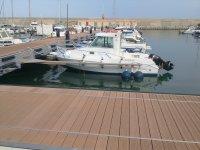 La embarcacion
