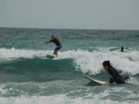 Cursos de surf
