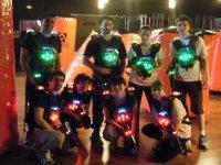 equipos laser tag