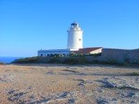 灯塔标志是独家旅游马洛卡