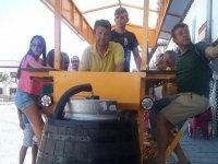 Barrel in the bicibirra