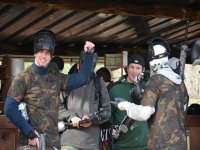 Paintball para despedidas