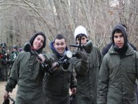 Torneos de paintball
