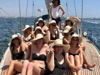 Bachelorette party in Dénia