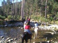 Rutas a caballo por Gredos