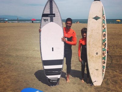 10-day Surfing in Torremolinos