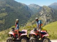 Ruta quad monoplaza alrededores Picos de Europa 1h