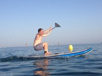 Paddle surf en Málaga