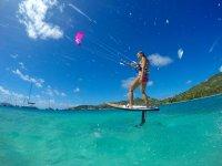 Lezioni di kitesurf a Torremolinos 5 giorni