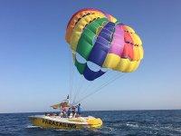 Pack parasailing, jet ski y banana boat P.Horadada