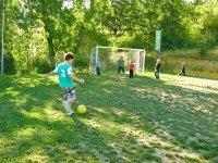 Futbol al aire libre