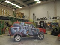 Niva Grafiteado