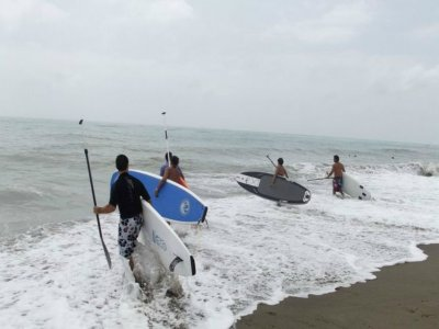 Stand Up Paddle Surfing In Torremolinos, 5 Days