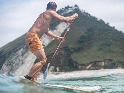 2h Celorio paddle surf noleggio completo dell'attrezzatura