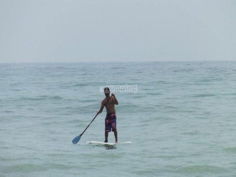 夏威夷冲浪