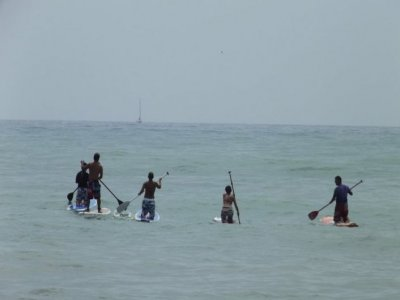 10 day paddle surf classes in Torremolinos