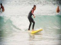 Child surf courses