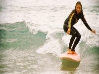 Surf courses in Llanes