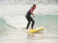 Corso di surf per bambini a Llanes
