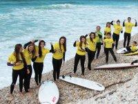 Vieni da surfcamp a Llanes