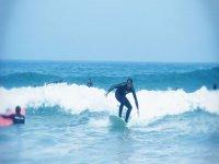 Surf courses asturias