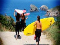 Surfari asturias