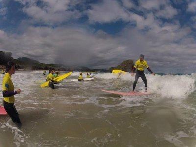 Planeta Palombina Campamento Surf