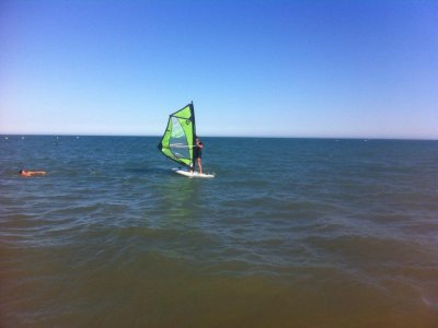 Windsurf Induction Course in Torremolinos - 5 days