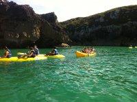 Kayak Rides Planeta Palombina