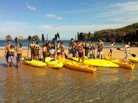 Palombina Planet Kayak Groups
