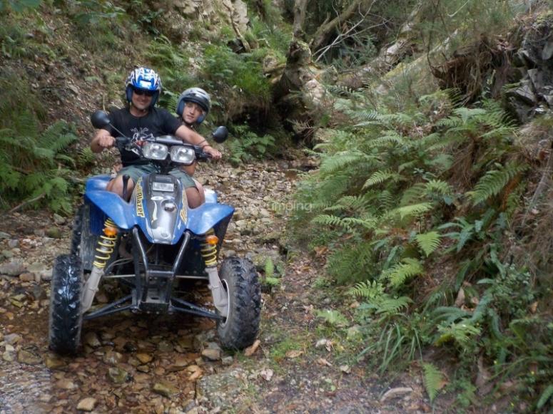 Ruta en quad biplaza por los Picos de Europa