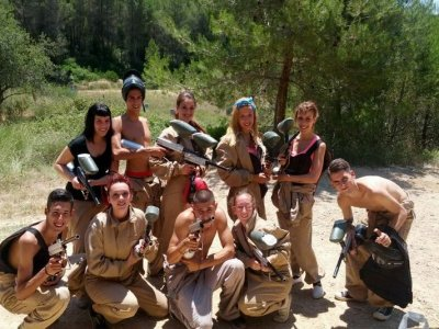 Paintball Garraf