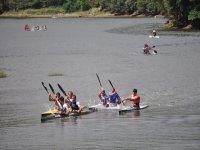 canoa del fiume urola