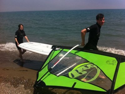 10-day Initiation to windsurfing in Torremolinos
