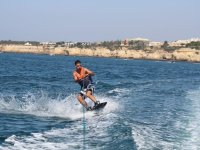 Wakeboard a Barro Beach