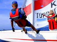 Curso de Navegación de Vela en Es Pujols 3 días