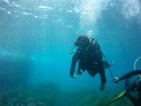 Buceo en las Islas Hormigas