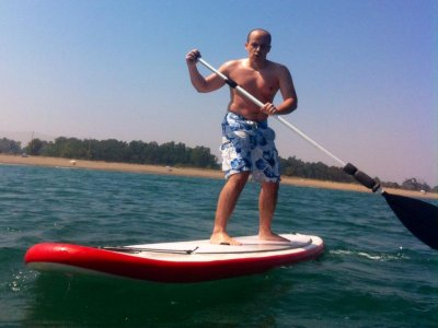 Stand Up Paddle Surfing in Torremolinos 2 days