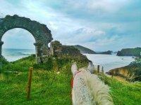 Llanes by horse