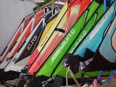 Curso de windsurf en Es Pujols 3 días Adultos