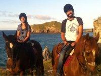 asturias walks on horseback