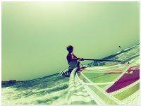 风帆冲浪体验