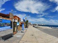 埃尔梅达诺海滩到Medano