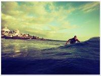 罗马桨冲浪浪